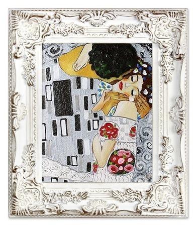 """Dzieła mistrzów - Gustav Klimt """"Pocałunek""""- 30x35cm G17287"""